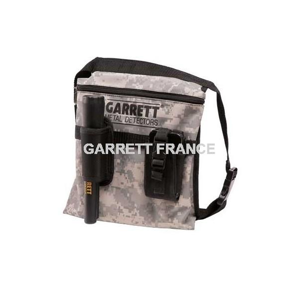Sacoche de fouille Garrett