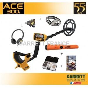 Garrett ACE 300i Pack