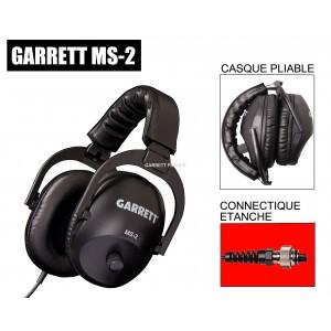 Casque Garrett MS-2  AT PRO / AT GOLD