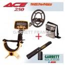 Garrett ACE 250 Pack Pro-pointer