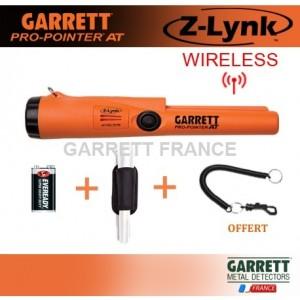 Garrett Pro pointer AT Z-Lynk